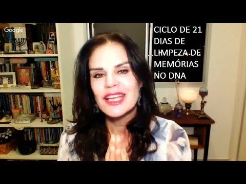 CICLO DE 21 DIAS DE LIMPEZA DE MEMÓRIAS NO DNA: Vídeo 01