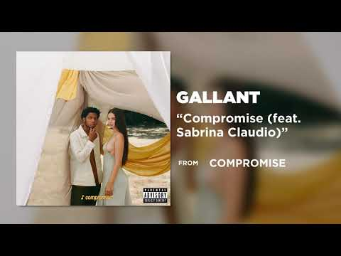 Gallant - Compromise (feat. Sabrina Claudio) [Official Audio]