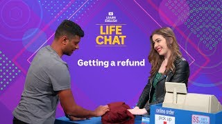 Ep 2: Getting a refund