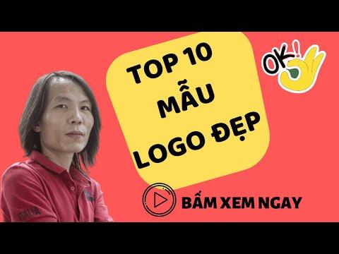 ✅ Các Mẫu Logo Đẹp Nên Chọn - Top 10 Logo đẹp [Quảng Cáo Sơn Long]