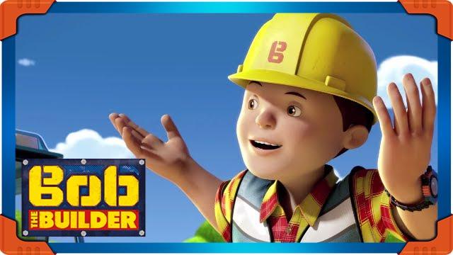 Bob The Builder Dvd Trailer Travis Dvd: Bob The Builder 'Building Sky High!' DVD Trailer