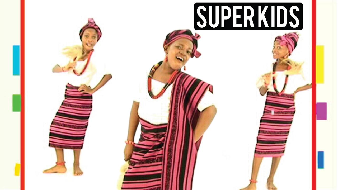 The Superkids - Je m appelle Adaeze {Oficial Video} - YouTube