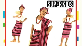 The Superkids - Je m appelle Adaeze  Oficial Video