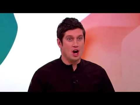 Vernon Kay On Family Fortunes   Loose Women