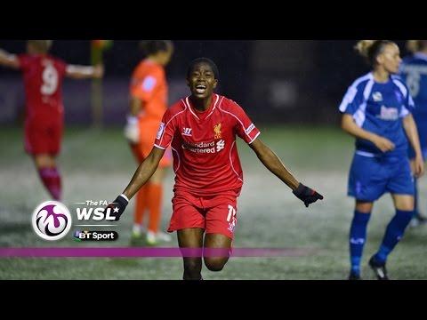 Liverpool 2-1 Birmingham - FA WSL | Goals & Highlights
