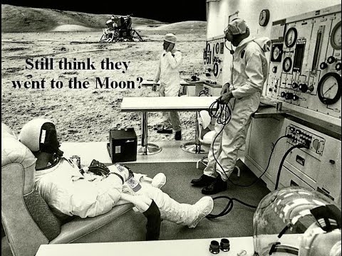 Flat Earth - 47 years of Lies by NASA about the Moon