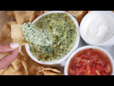 Thumbnail: The Best Effin' Spinach-Artichoke Dip