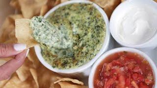 The Best Effin Spinach-Artichoke Dip