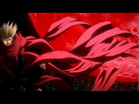 Trigun AMV - Bullet With A Name On It 【HD】