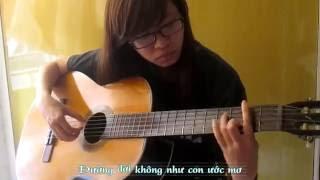 |BapSiuNhon| Nhật ký của Mẹ - Guitar solo