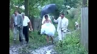 Прикольная свадьба - Сборник свадебных приколов