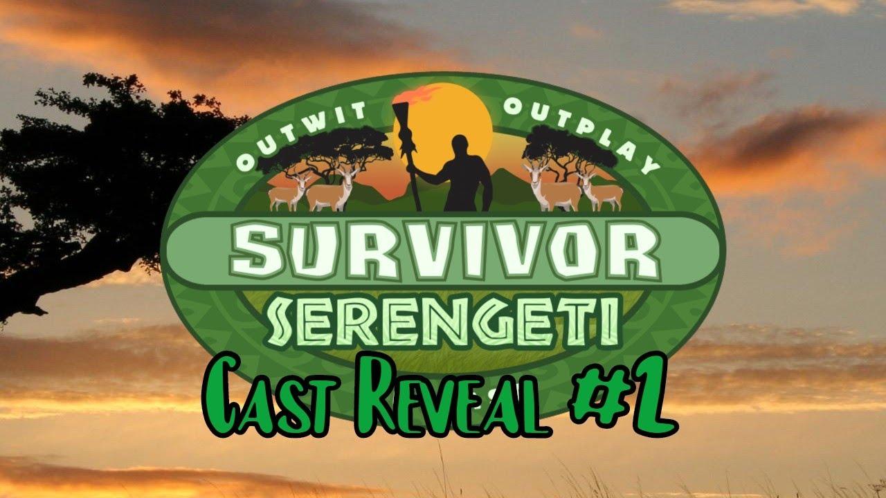 Minecraft Survivor The Serengeti - Season 7 - Cast Reveal #2