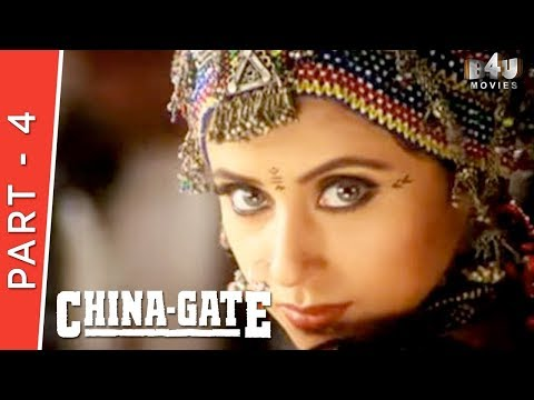 China Gate | Part 4 Of 4 | Urmila Matondkar, Om Puri, Naseeruddin Shah