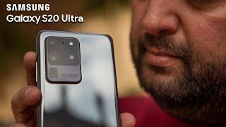 Samsung Galaxy S20 Ultra | تفاصيل بلا حدود