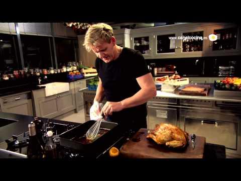 Descubre Las mejores recetas de Gordon Ramsay en Canal Cocina