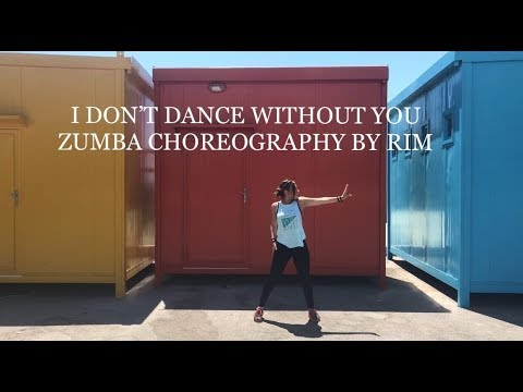 Matoma & Enrique Iglesias - I Don't Dance (Without You) feat. Konshens - Zumba Choreography