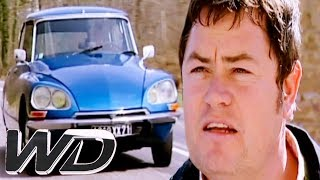 Mike Hunts Down A Citroën DS In France | Wheeler Dealers
