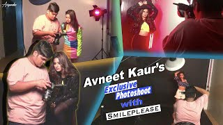 Avneet Kaur's Exclusive Photoshoot with Smileplease