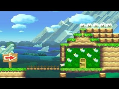Sala de entrenamiento n.n' ♥♥ by AndyPeachy - Super Mario Maker - No Commentary