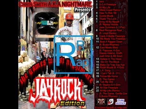 Jay Rock - Crack A Bottle Freestyle