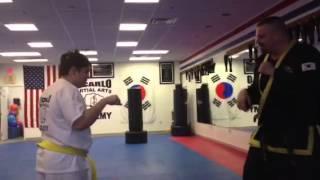 Martial Arts fights against Autism