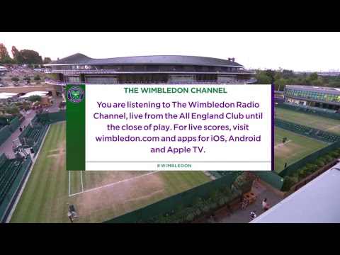 LIVE: The Wimbledon Channel Day 6