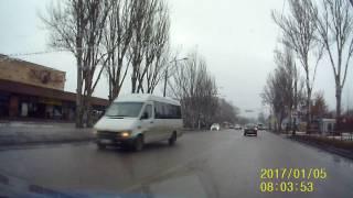 ДТП, 05.01.2017 г., Запорожье, Кинотеатр