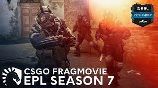 Liquid CSGO | EPL Season 7 Finals Run (FRAGMOVIE)