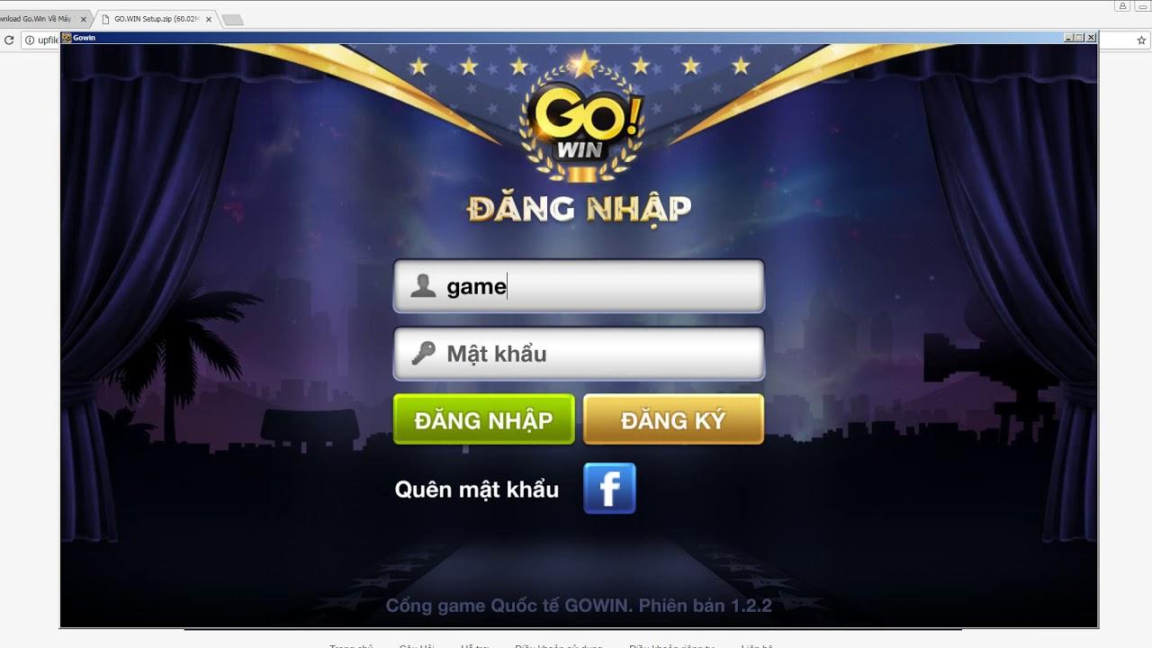 Download Go.Win Về Máy Tính – Hướng Dẫn Tải Go.Win Về Máy Tính (PC)