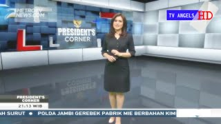 Fitri Megantara President 39 s Corner Tetep Cantik Ow Ow 17 Juli 2017