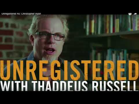 Podcast Clip: Civilized To Death - Dr  Christopher Ryan | Unregistered  Podcast w/ Thaddeus Russell