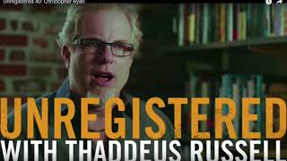 Podcast Clip: Civilized To Death - Dr. Christopher Ryan | Unregistered Podcast w/ Thaddeus Russell
