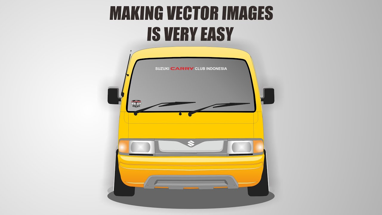 Easy Way To Make Vector Images