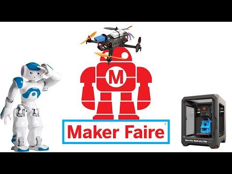 MakerFaire 2015 - Dove i droni incontrano le crêpes