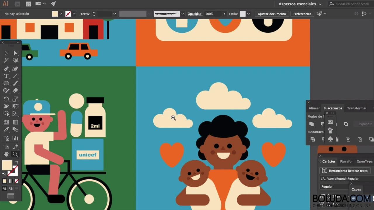 Curso de Illustrator - Boluda.com