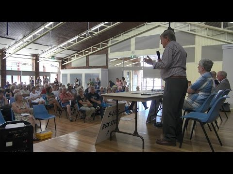 V4P - Voices for Pittwater: Barrie Unsworth