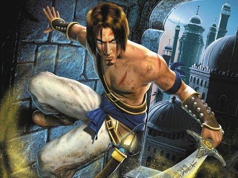 Prince of Persia: Las arenas del tiempo. PELICULA HD (juego editado sin subtitulos)