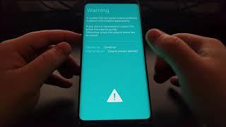 Fix Odin Mode Download Mode Samsung Lock Knox