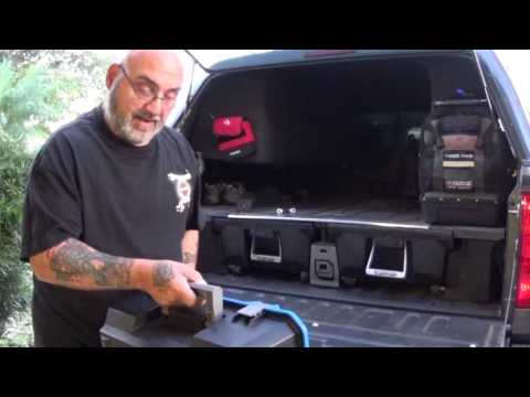 Review of my DECKED Truck Bed Tool Box System