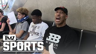 LaVar Ball: I Benched 500 Pounds, But Here's Why NFL Career Failed | TMZ Sports
