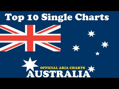 Top 10 Single Charts | Australia | 19.02.2018 | ChartExpress