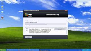 AVG Installatie op Windows XP