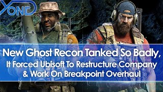 Ghost Recon Breakpoint Tanked So Badly That Ubisoft Restructures Company & Overhauls Game