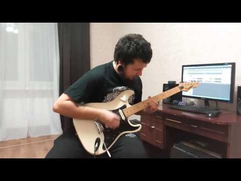 """Amphibian Man - REC guitars for EP """"Speed Power Turbo Racer"""""""