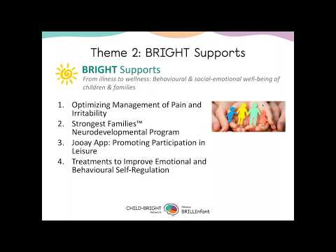 Introducing CHILD-BRIGHT: Get involved in our patient-oriented research network