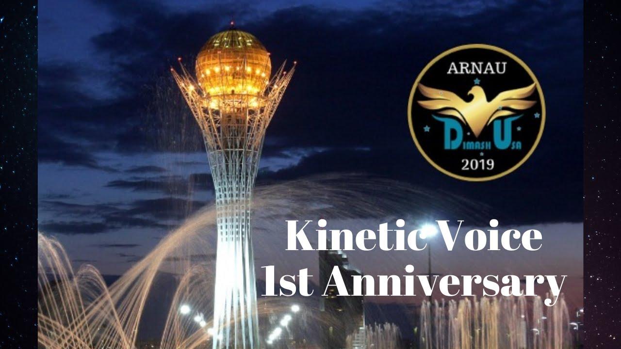 "The Birth of Arnau (""Dedication"") World Tour – 1st Anniversary!"