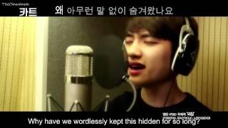 Gambar cover [Eng Sub] [MV] D.O.(디오)(EXO) _ Crying out(외침) (CART(카트) OST) [FanEdit] [Lyrics]