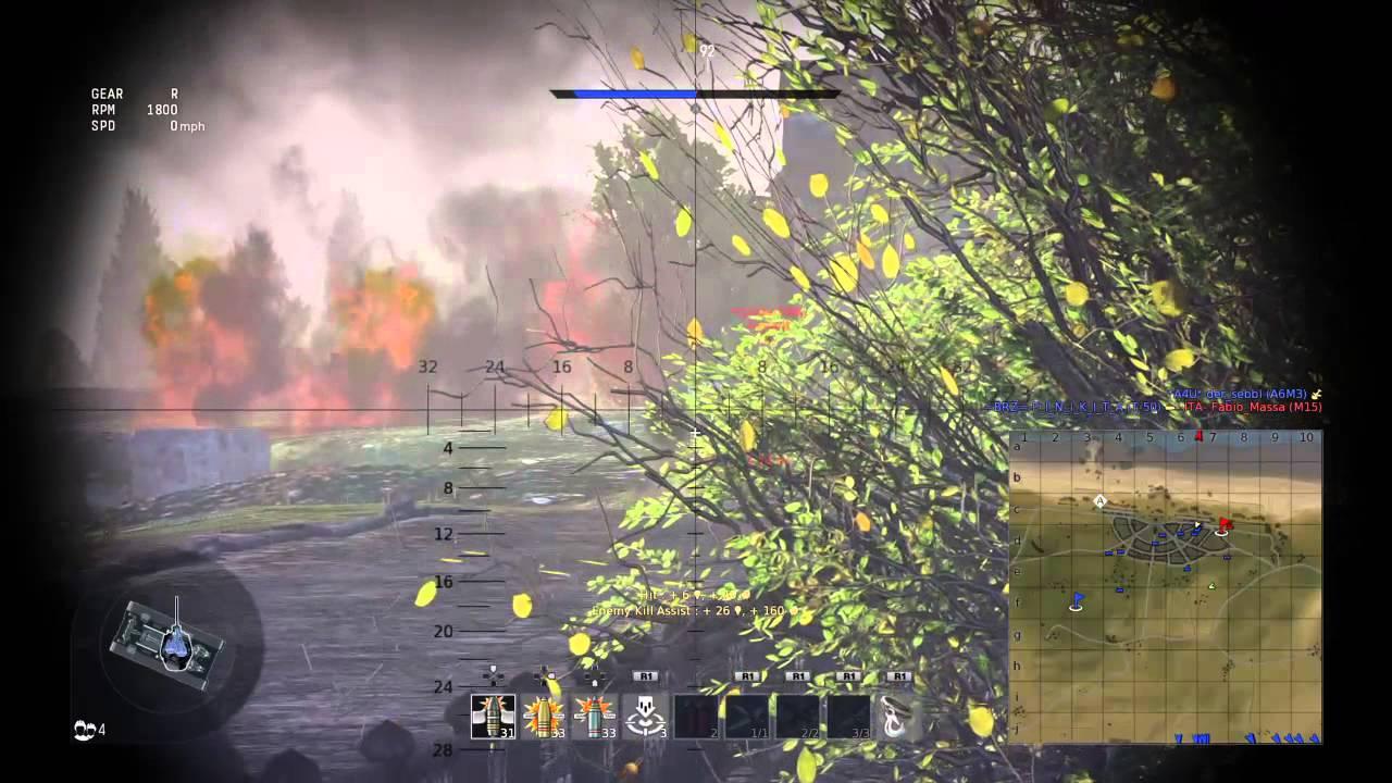 Development Optimisation of Matchmaking Rules - News - War Thunder