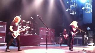 """Megadeth - """"Holy Wars... (reprise)"""" Live"""
