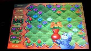Flower Garden Gameplay for iPhone2go.ru